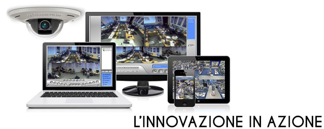 Videosorveglianza Digitale IP